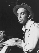 Billy as Hoagy Carmichael